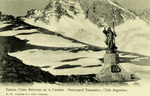 Chile – Estatua Cristo Redentor en la Cumbre