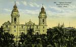 Peru - Lima - Iglesia Catedral