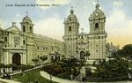 Peru - Lima - Plazuela de San Francisco
