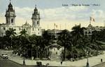 Peru - Lima - Plaza de Armas