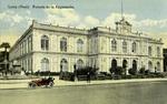 Peru - Lima - Palacio de la Exposición