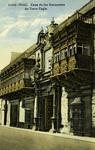 Peru - Lima - Casa de los Marqueses de Torre-Tagle