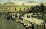 Peru - Lima - Procesión de Corpus