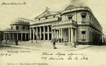 Uruguay - Montevideo - Teatro Solís