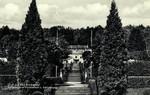 Bad Bruckenau – Aufgang zum Fürstenhof und Schloßhotel