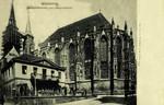 Nuremberg – Sebalduskirche mit Hauptwache