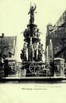 Nuremberg – Tugendbrunnen