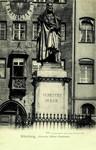 Nuremberg – Albrecht Dürer - Denkmal