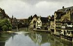 Nuremberg – Blick auf die Karlsbrücke