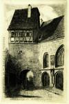 Rothenburg ob der Tauber – St. Wolfsgangskirche