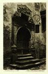 Rothenburg ob der Tauber – Altes Rathaus Portal