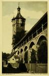 Rothenburg ob der Tauber – Klingentor (Seitwärts)