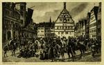Rothenburg ob der Tauber – Tyllis Einzug 1631