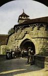 Rothenburg ob der Tauber – Spital-Bastei