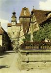Rothenburg ob der Tauber – Markusturm