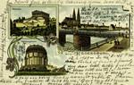 Regensburg – Walhalla - Befreiungshalle - Eiserne Brücke