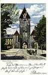 Regensburg – Ostenthor