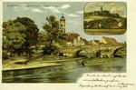 Regensburg – Stadtamhof m. DreifaltigKeitsberg