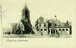 Augsburg – Jakoberthor