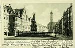 Augsburg – Herkulesbrunnen