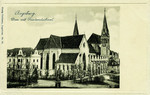 Augsburg – Dom mit Friedensdenkmal