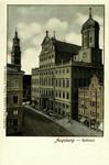 Augsburg – Rathaus
