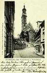 Augsburg – Hinteren Perlachberg und Perlachturm