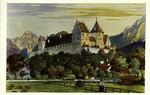 Füssen – Das hohe Schloss