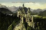 Schwangau – Schloss Neuschwanstein mit Alp- und Schwansee