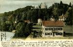 Bad Tölz – Blick auf den Kalvarienberg