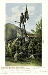 Germany – Kochel – Schmied Balthes Denkmal