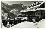 Garmisch-Partenkirchen – Kreuzeckhaus gegen Zugspitze
