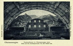 Oberammergau – Passiontheater in Oberammergau 1900