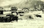 Oberammergau – Bahnhof - Restauration