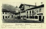Oberammergau – Dorfpartie