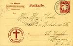 Oberammergau – Passionsspiele 1900