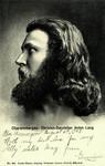 Oberammergau – Christus-Darsteller Anton Lang