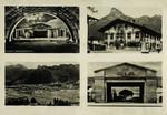 Oberammergau – Bühnes des Passionstheaters