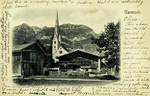Garmisch-Partenkirchen – Parthie mit Kramer