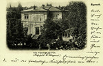 Germany - Bayreuth - Villa Wahnfried mit Park