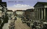 Germany – Karlsruhe – Marktplatz