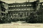 Germany – Heidelberg – Der Ottheinrichsbau