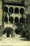 Germany – Heidelberg – Die Arkaden im Schlosshof