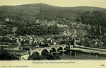 Germany – Heidelberg – Philosophenweg gesehen