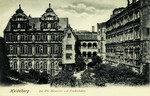 Germany – Heidelberg – Der Ottheinrichsbau und Friedrichsbau