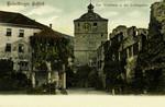 Germany – Heidelberg – Heidelberg Schloss – Der Wartturm und der Ludwigsbau