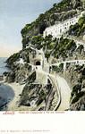 Amalfi – Hotel dei Cappuccini e Via per Sorrento
