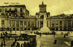 Naples – Piazza Dante
