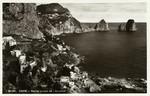 Capri – Marina piccola ed i faraglioni