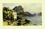 Capri – Marina piccola e i Faraglioni